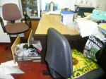 Ransacked office 3