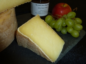Matured Natural Rinded Wensleydale