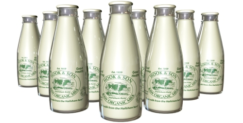 Hook & Son Raw Organic Milk